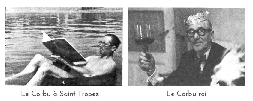 Le Corbusier serait-il le premier normcore?