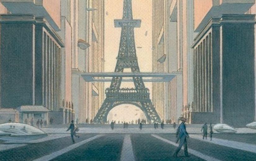 """Image d'en-tête pour l'article """"Faut-il rêver pour être architecte?"""" sur le Site et Cité Atelier d'écriture pour jeunes architectes"""