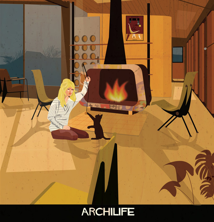 Archilife par Federico Babina