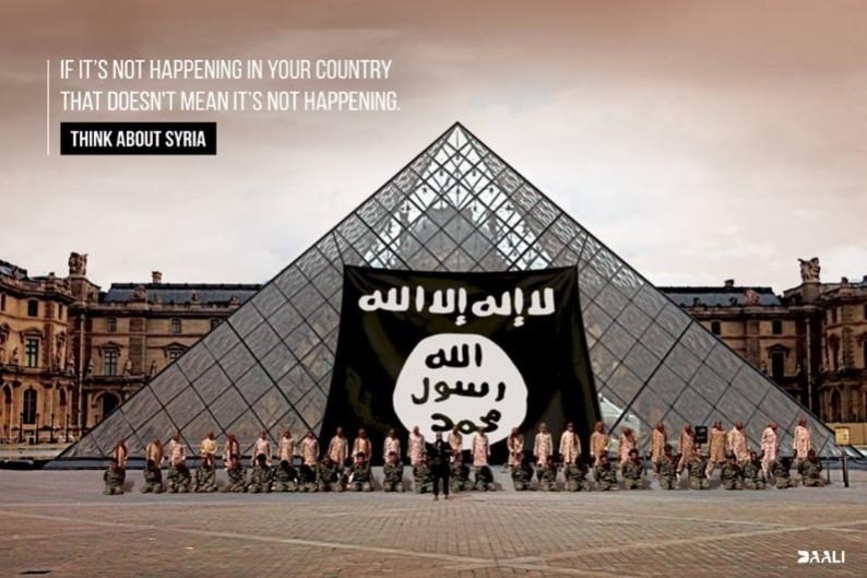 Site et Cité patrimoien en péril Menace de l'état islamiqueDaali