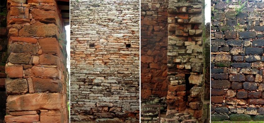 La pierre rouge (piedra de tacuru) - matière des missions