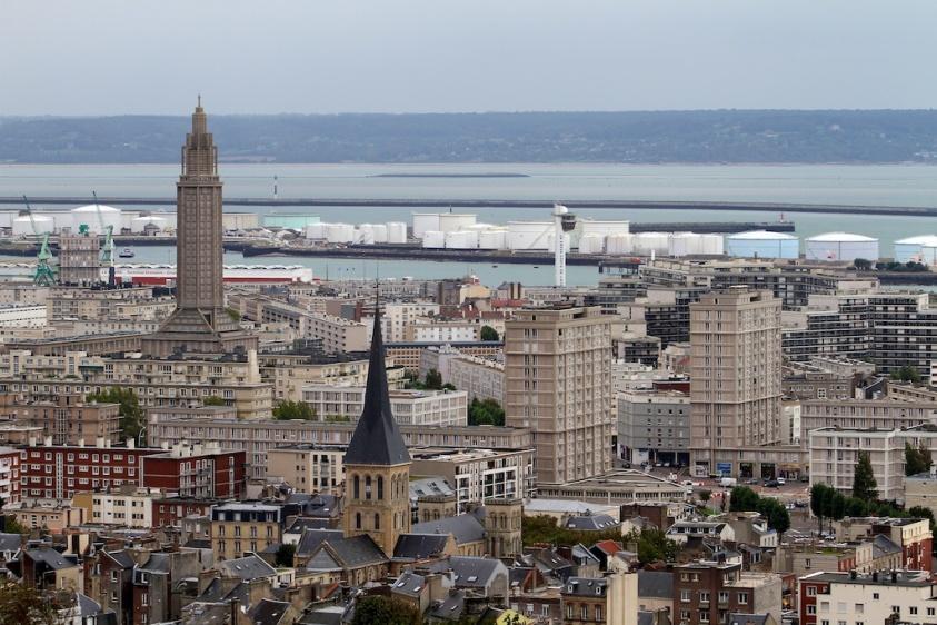 Le Havre, ville inscrite au patrimoine mondial de l'humanité par l'UNESCO, Cité Historique ou paysage culturel?