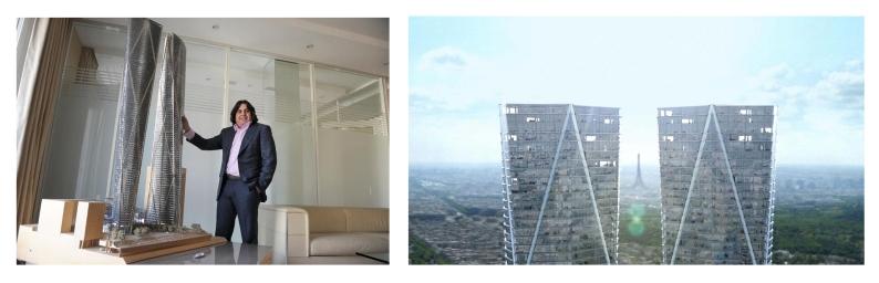 Site et Cité Tour d'horizon des tours françaises Hermitage Architecture innovante