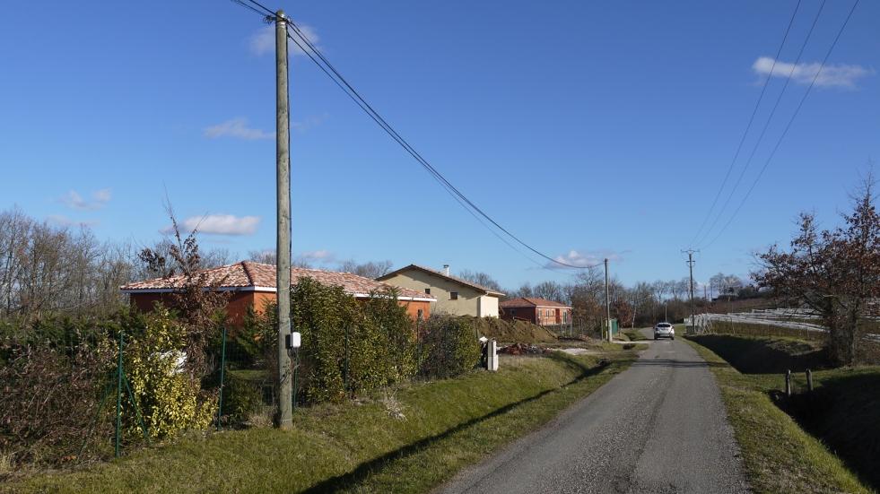 Maisons pavillonnaires. Tarn et Garonne