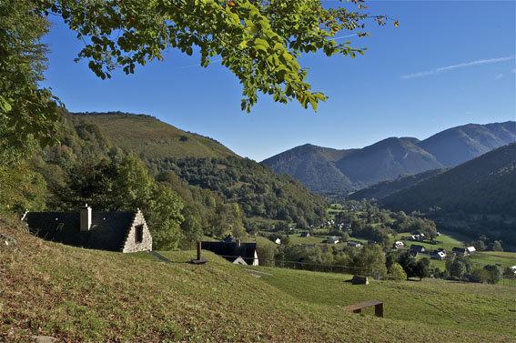 N.San F.Riviere-Transformation d'une grange en habitation-Laguepie
