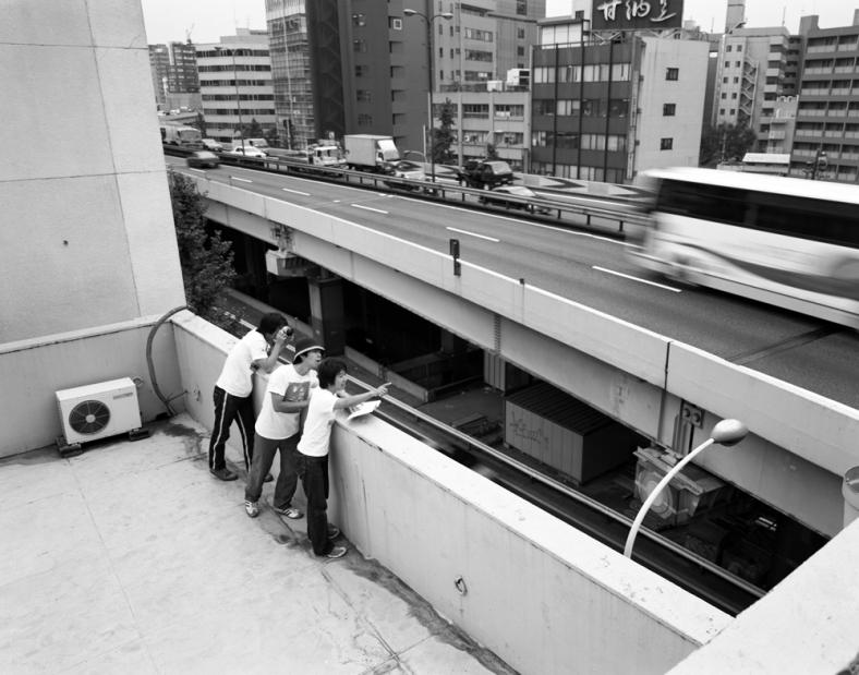 atelier_BOW-WOW_Stadtanalyse Takashi Homma
