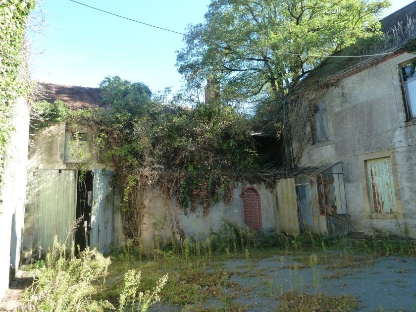 Patrimoine rural dégradé à la suite d'une vacance du bien