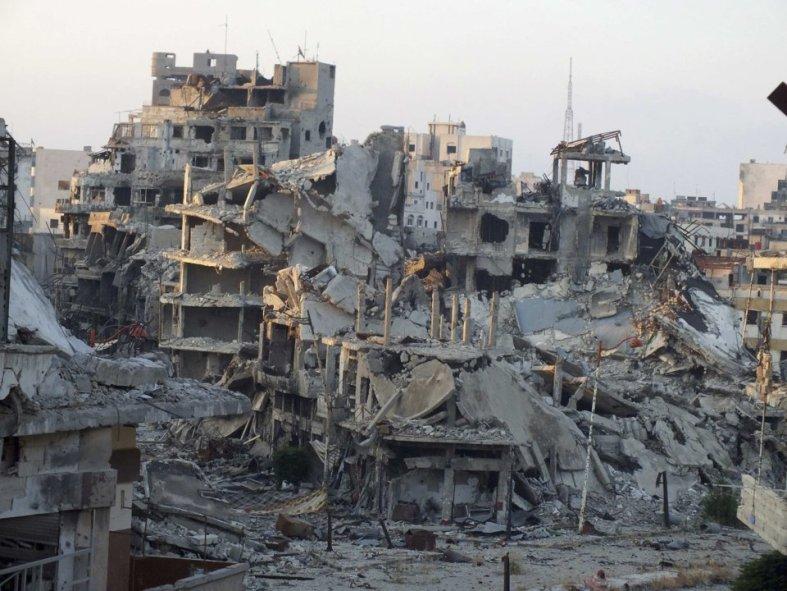 Syrie_Homs_ville_detruite