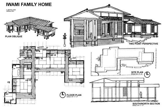 Architecture Et Habitat Ce Que Les Japonais 4