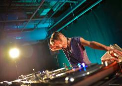 Soirée Enjoy à l'occasion de la retrospective Jeff Koons