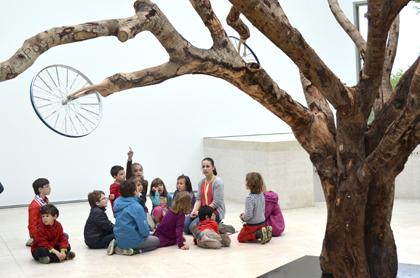 Site et Cité art et architecture parole aux enfants