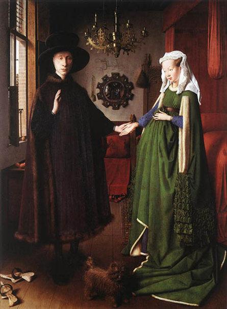 les-epoux-arnolfini-jan-van-eyck