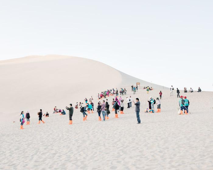 Site et Cité appel du désert