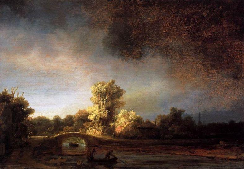 4-le-pont-de-pierre-rembrandt-1638