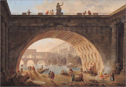 hubert-robert-un-pont-orne-darchitecture-1769