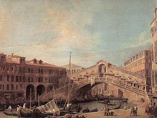 le-grand-canal-le-pont-du-rialto-depuis-le-sud-canaletto-1727