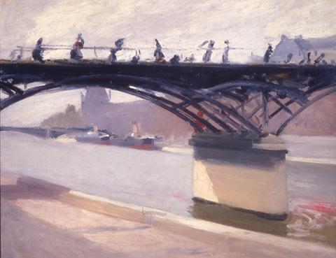 le-pont-des-arts-edward-hopper-1907-huile-sur-toile
