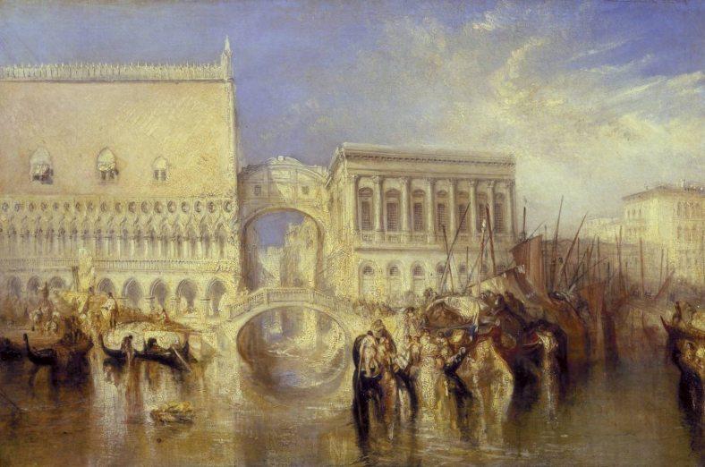 william-turner-venise-pont-soupirs-1840-huile-sur-toile