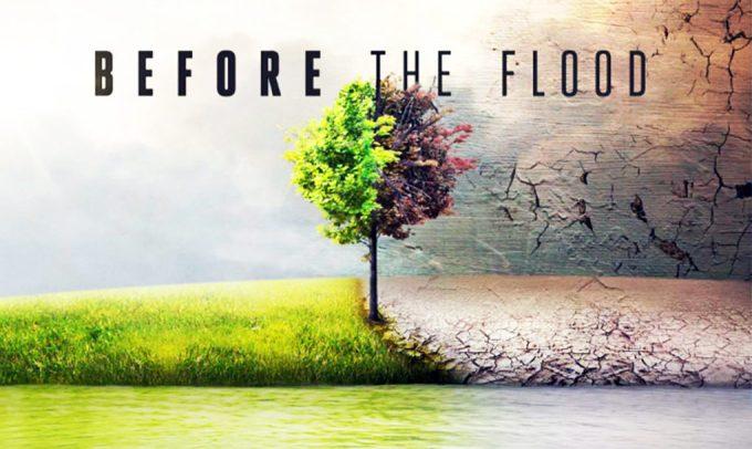 Avant le déluge Before the flood Léonardo DiCaprio