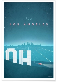 los-angeles-henry-rivers-sur-juniq