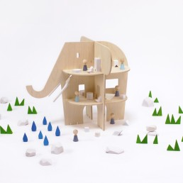 maison-elephant-en-bois